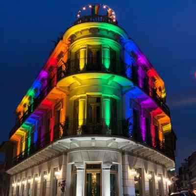 Gay Pride Panama 2019 was in Casco Viejo, again