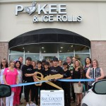 Congratulations to Pokee & Ice Rolls — at Pokee & Ice Rolls.