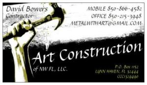Art Construction of NW FL