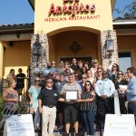 Chamber Ambassadors gather to celebrate the grand opening of Los Antojitos.