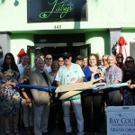Chamber ambassadors gather to celebrate the grand opening of Patsy's New Orleans Cookery.