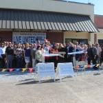 Chamber Ambassadors gather to celebrate the grand opening of United Way of Northwest Florida.