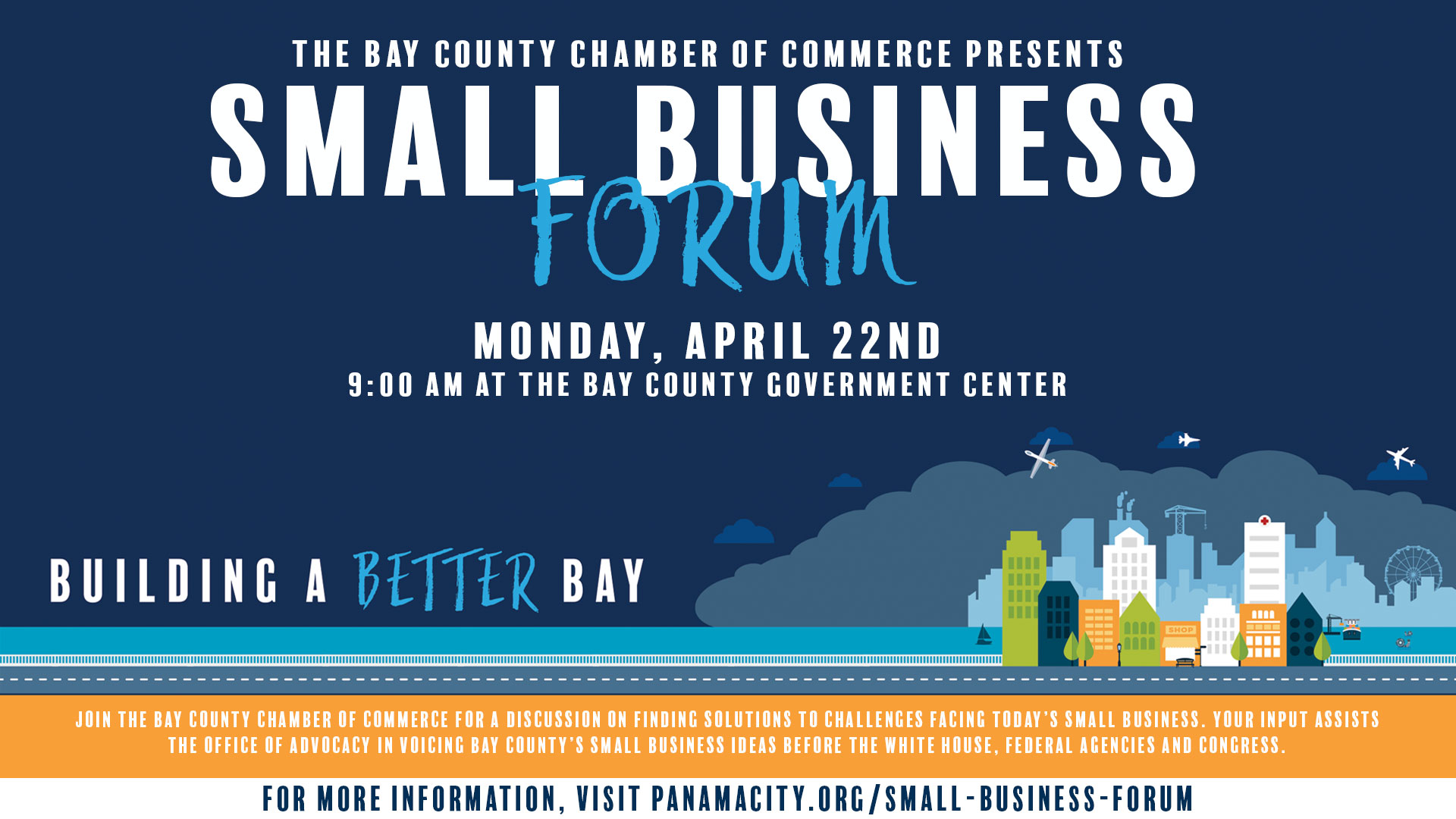 Small Business Forum - Bay County Chamber of Commerce
