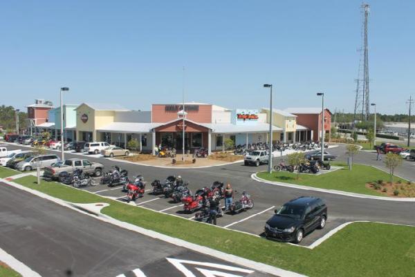Harley-Davidson Panama Ciy Beach Opening