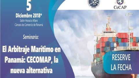 El Arbitraje Marítimo en Panamá, CECOMAP, La Nueva Alternativa