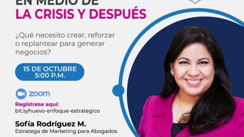 NUEVAS ESTRATEGIAS PARA EL CRECIMIENTO EN MEDIO DE LA CRISIS Y DESPUÉS