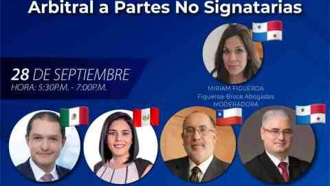 LA EXTENSION DEL ACUERDO ARBITRAL A PARTES NO SIGNATARIAS