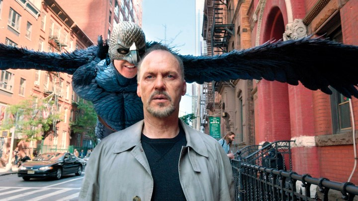 Birdman #screenplay
