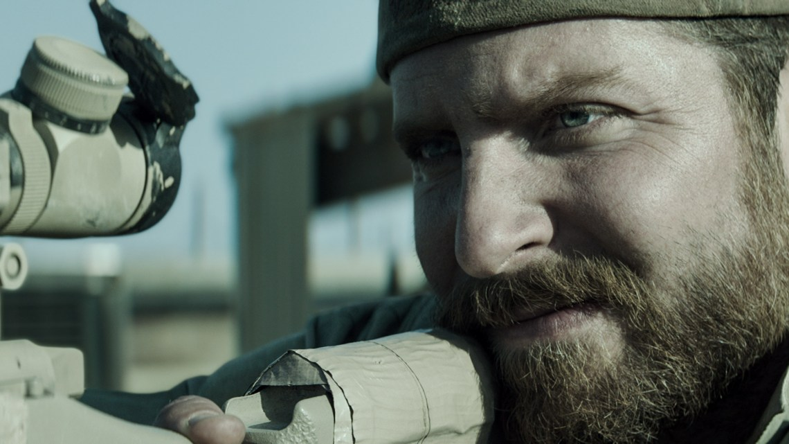 American Sniper #Screenplay