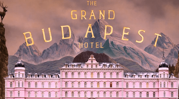 The Grand Budapest Hotel  #Screenplay