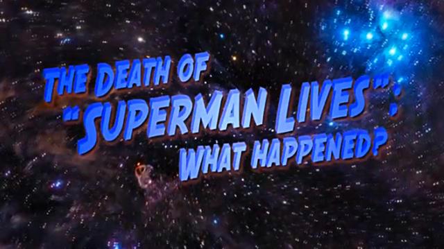 """#MovieFact Nicolas Cage iba a ser el nuevo Superman en """"Superman Lives"""""""