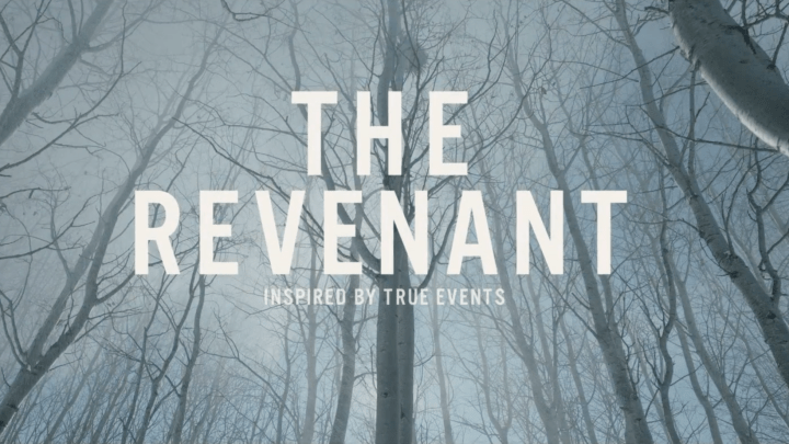 #Screenplay #TheRevenant #OscarNominee