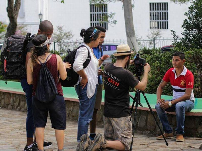 #Acampadoc, Festival Internacional de Cine Documental culmina con éxito su quinta edición.