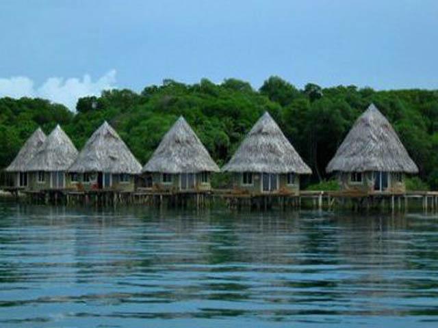 Coral Eco Lodge San Blas Hotel Panama