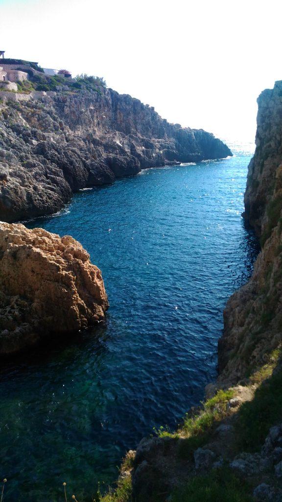 migliori spiagge del Salento - Ponte Ciolo
