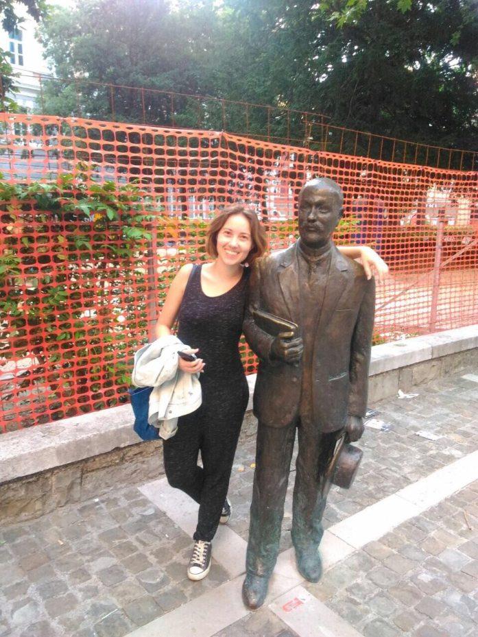 Italo Svevo a trieste