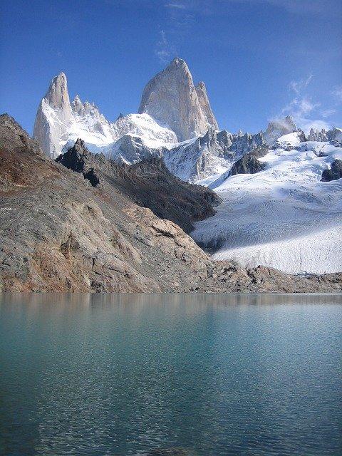 92.Argentina-Glacier