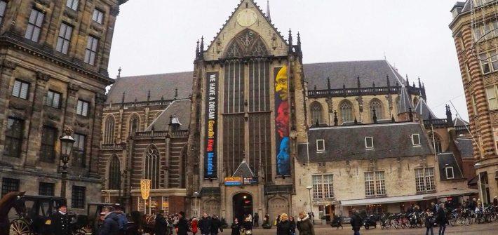 Amsterdam low cost - piazza DAM