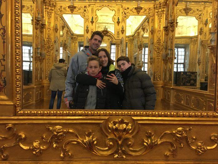 Belvedere superiore Vienna con audioguida