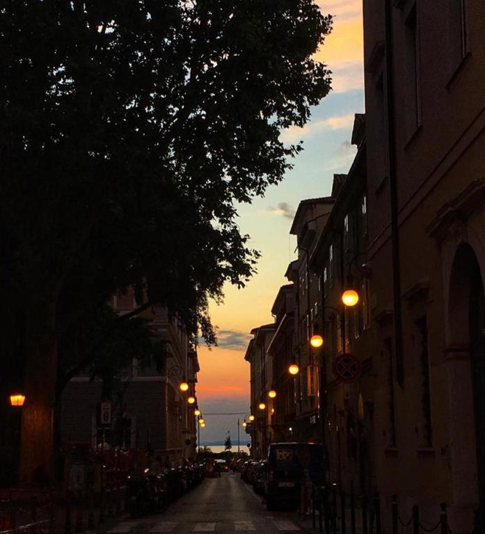 Appartamento in centro a Trieste