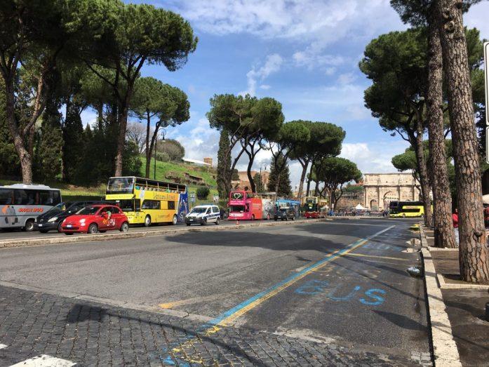roma antica in un giorno itinerario a piedi