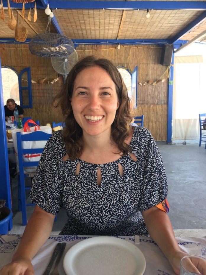 dove mangiare a santorini monolithos beach