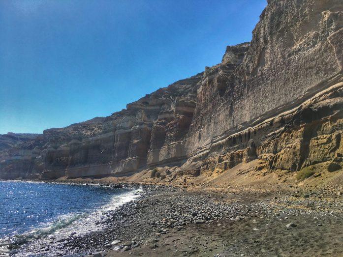 migliori spiagge di santorini