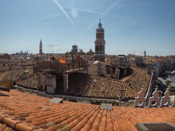 da dove ammirare venezia dall'alto