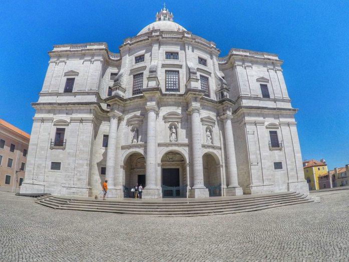 ingresso pantheon lisbona