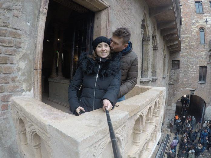 visitare la casa di Giulietta a Verona