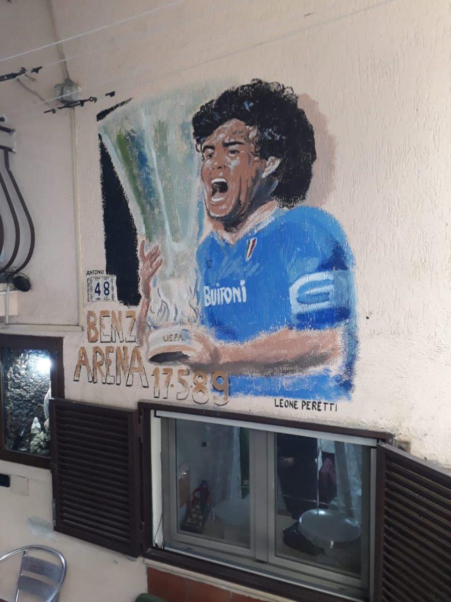 murales ai quartieri spagnoli