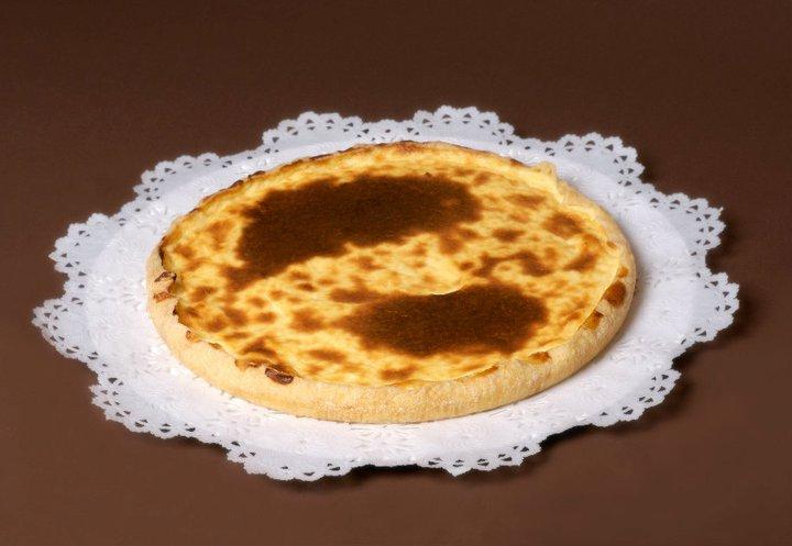 Tarta de queso limón