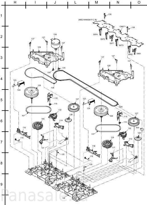 Запасные части и аксессуары для DVD стереосистема
