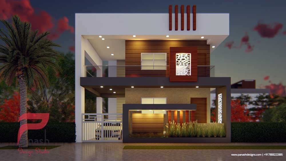 House Elevation Design 1