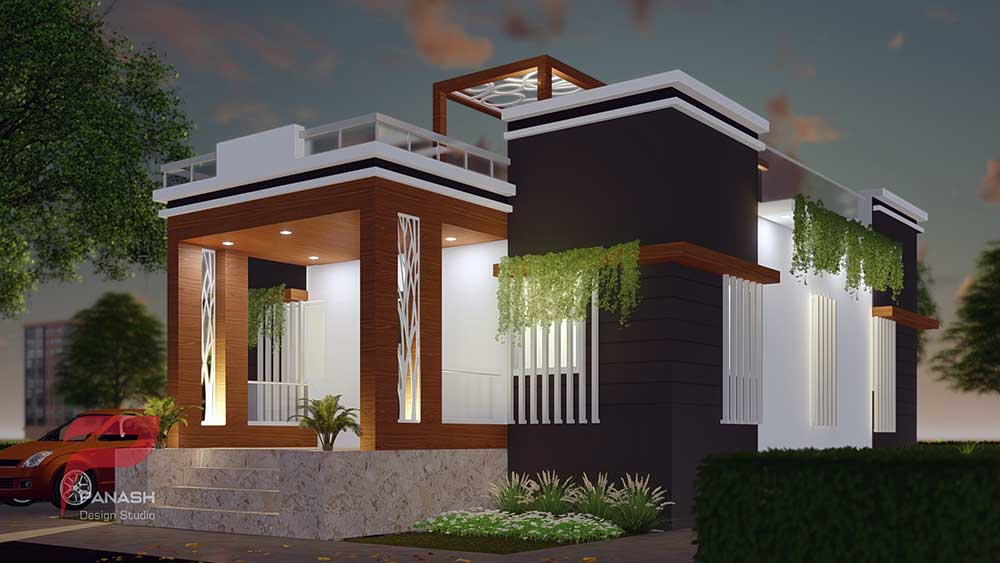 House Elevation Design 2