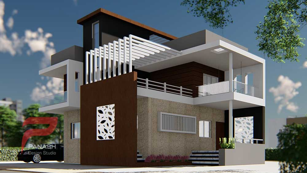 House Elevation Design 23