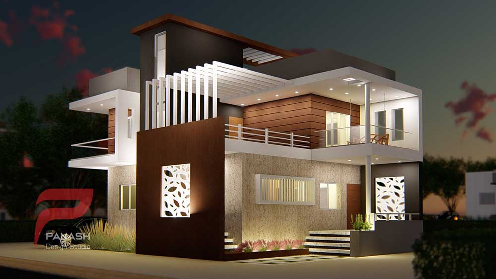 House Elevation Design 24
