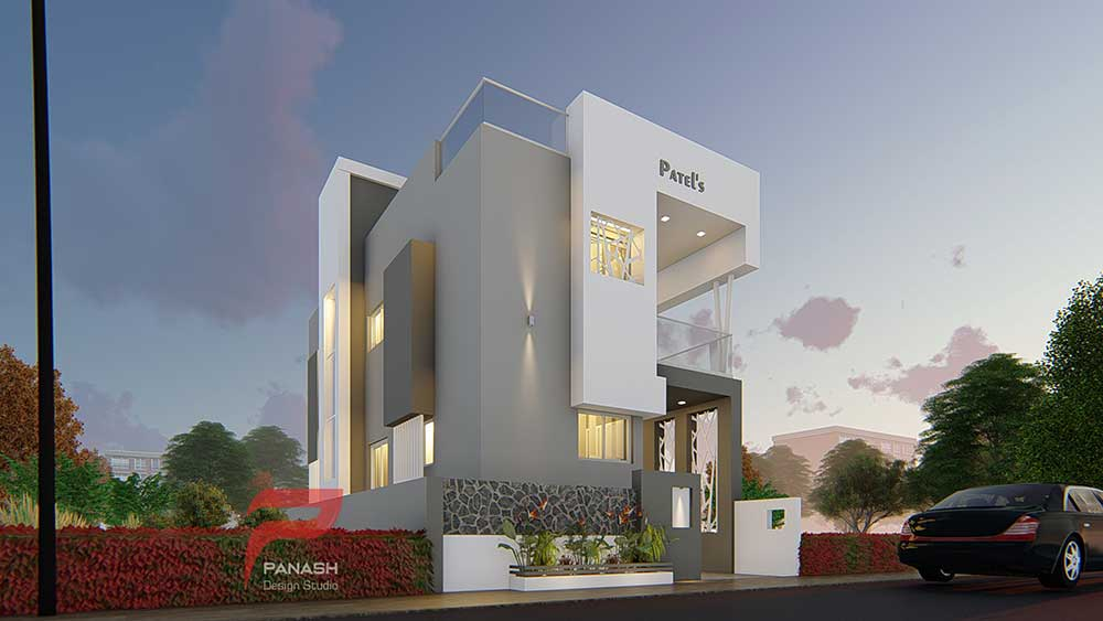 House Elevation Design 30