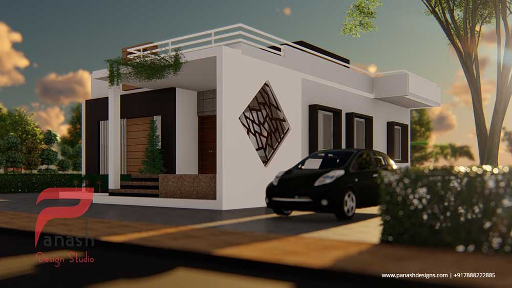 House Elevation Design 35