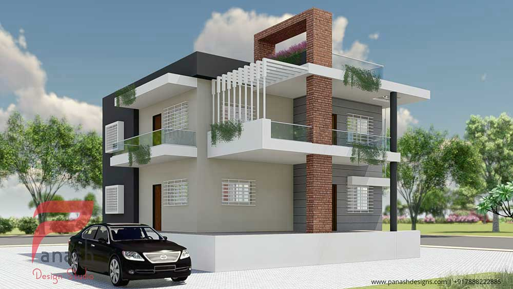 House Elevation Design 39
