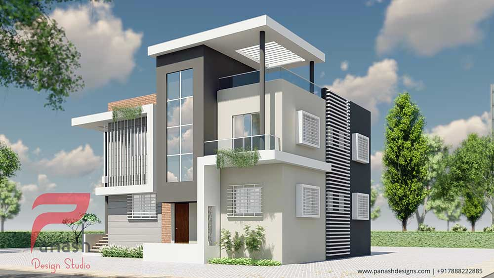 House Elevation Design 40