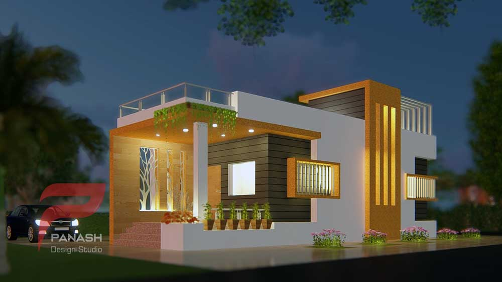 House Elevation Design 44