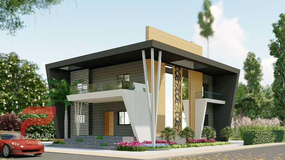House Elevation Design 45