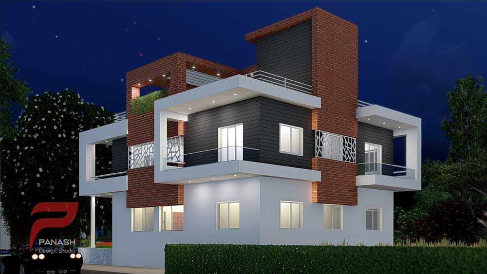 House Elevation Design 47