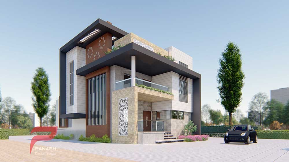 House Elevation Design 56