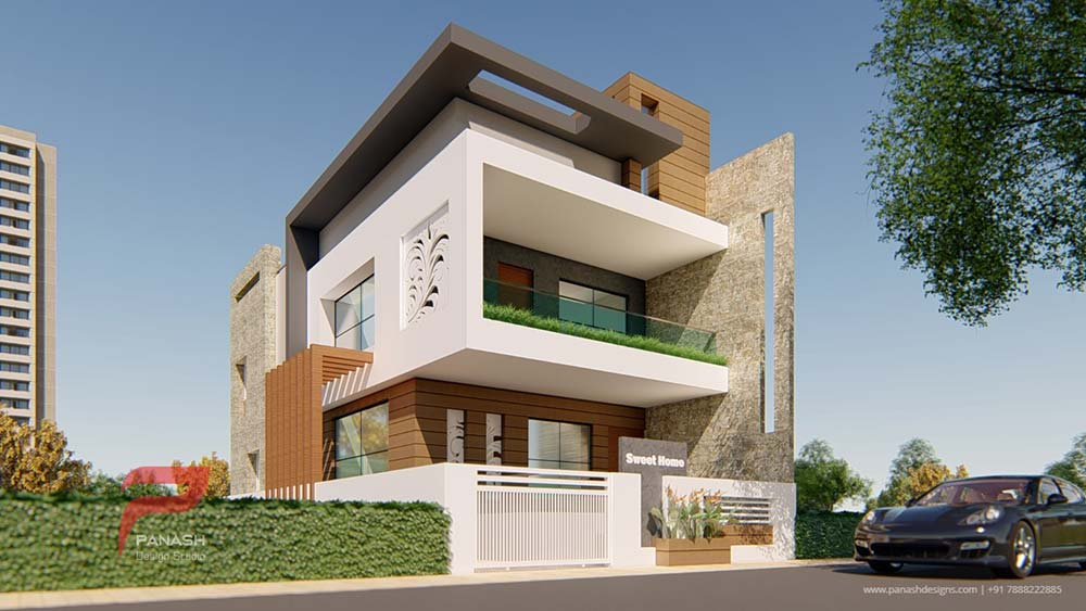 House Elevation Design 60