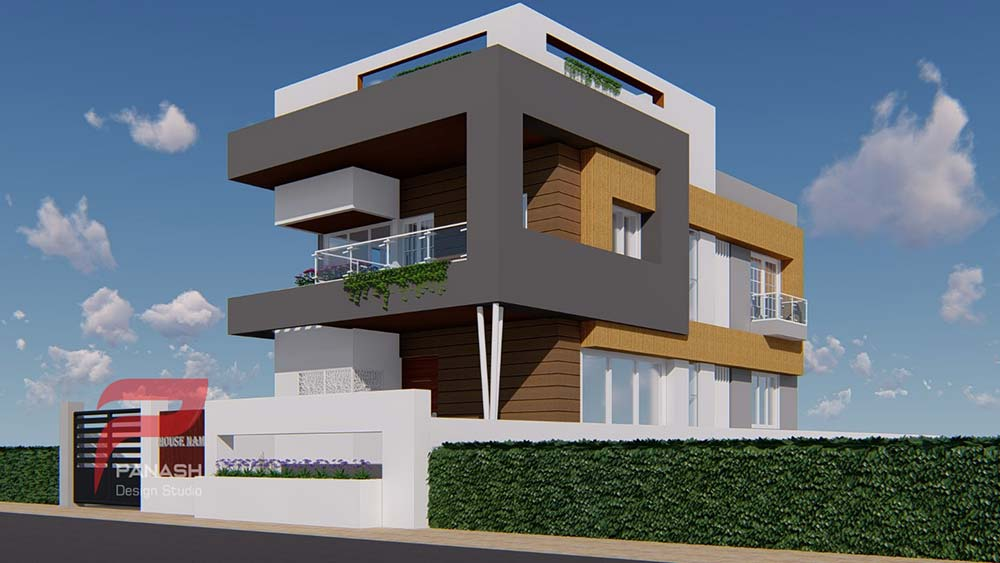 House Elevation Design 65