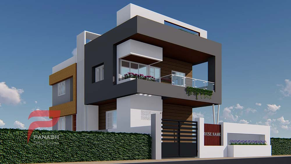 House Elevation Design 66