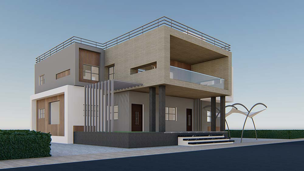House Elevation Design 72