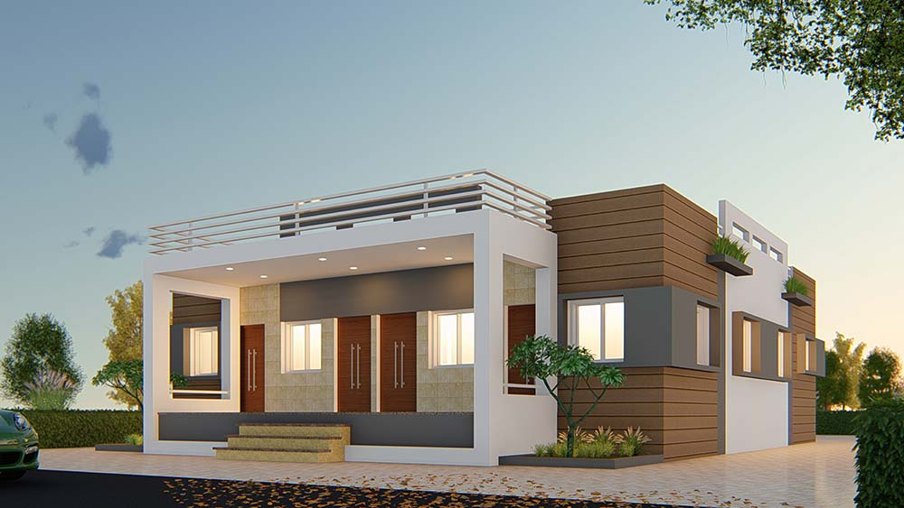 House Elevation Design 79